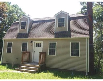 897 Long Pond Rd, Plymouth, MA 02360 - #: 72500661