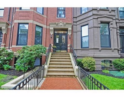 341 Beacon St UNIT 2B, Boston, MA 02116 - #: 72501589