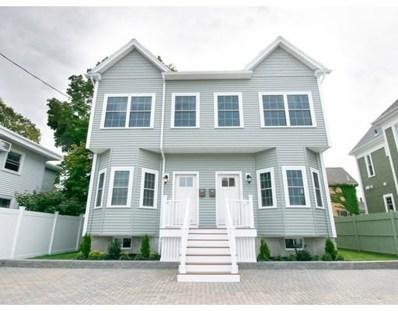 16 Walnut Street UNIT 1, Medford, MA 02155 - MLS#: 72502336