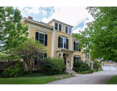 169 Central St, Georgetown, MA 01833 - MLS#: 72504037