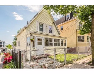 91 Heath St, Somerville, MA 02145 - #: 72507797