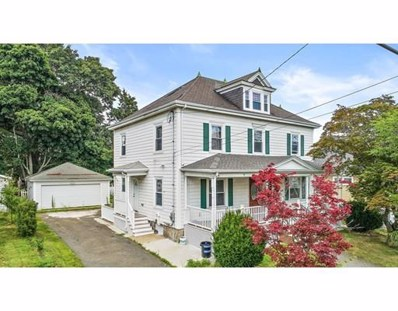 72 Standish Ave, Quincy, MA 02170 - #: 72510119