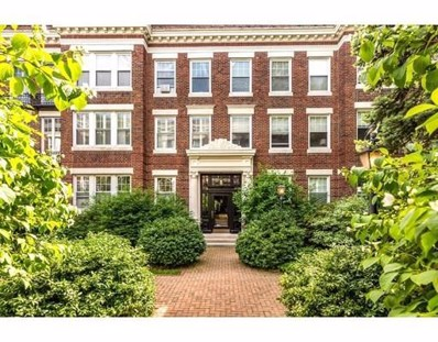 9 Bradford Ter UNIT 5, Brookline, MA 02446 - MLS#: 72517067
