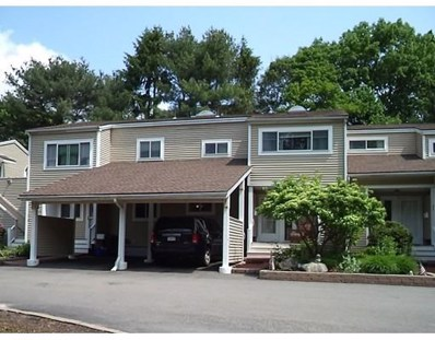 144 Pleasant Street UNIT 20, Walpole, MA 02032 - MLS#: 72518430