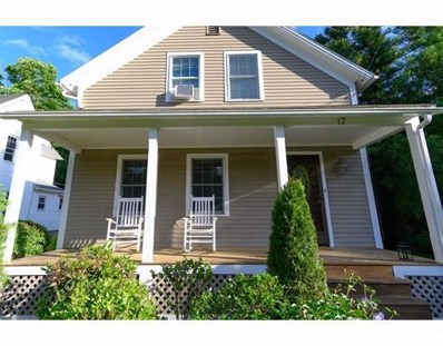 17 Hilltop Ave, Holden, MA 01522 - #: 72520494