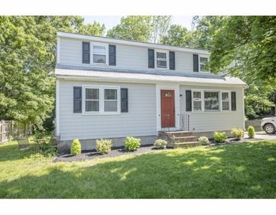 285 Central St, Stoughton, MA 02072 - MLS#: 72521359
