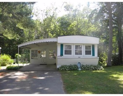 115 Beechwood Road, Halifax, MA 02338 - MLS#: 72523868