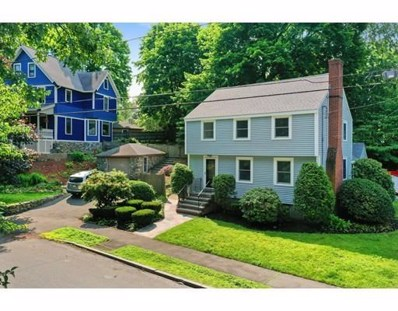 63 Woodland Ave, Melrose, MA 02176 - #: 72525997