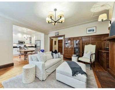 345 Commonwealth Avenue UNIT 8, Boston, MA 02115 - MLS#: 72532504