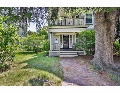 145 Forest St UNIT 1, Medford, MA 02155 - MLS#: 72535588