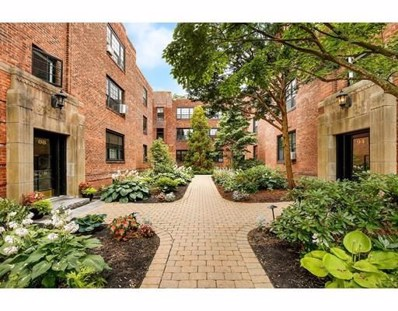 88 Marion St UNIT 5, Brookline, MA 02446 - MLS#: 72536467