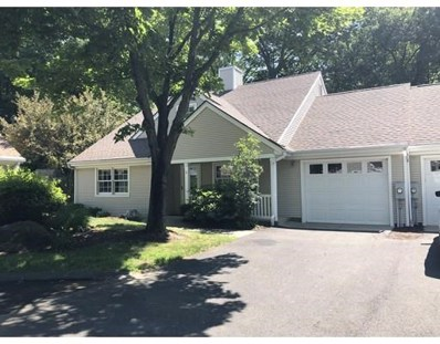 8 Cabot Drive UNIT 8, Shrewsbury, MA 01545 - #: 72537618