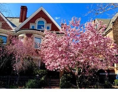 1756 Beacon St UNIT 1, Brookline, MA 02445 - MLS#: 72537816