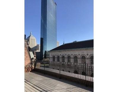 647 Boylston St UNIT PH 3C, Boston, MA 02116 - MLS#: 72543140