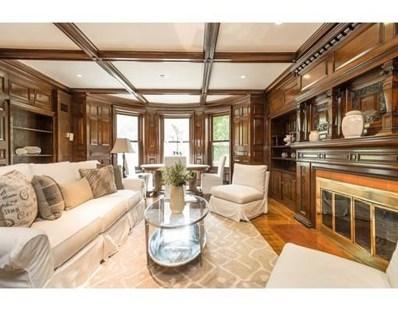 167 Commonwealth Avenue UNIT 1, Boston, MA 02116 - MLS#: 72545052