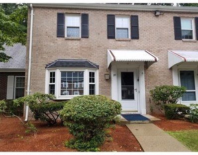 35 Edward Drive UNIT 35, Stoughton, MA 02072 - MLS#: 72549716
