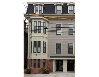 42 West Eagle St UNIT 1, Boston, MA 02128 - MLS#: 72550550
