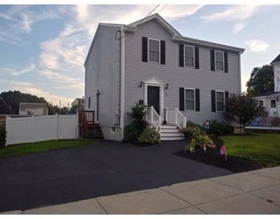 89 Grinnell St, Fall River, MA 02721 - MLS#: 72551108