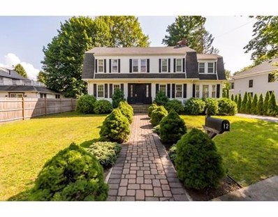 12 Morton Rd, Newton, MA 02459 - MLS#: 72554392
