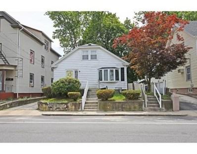 816 Weeden Street, Pawtucket, RI 02860 - MLS#: 72557696