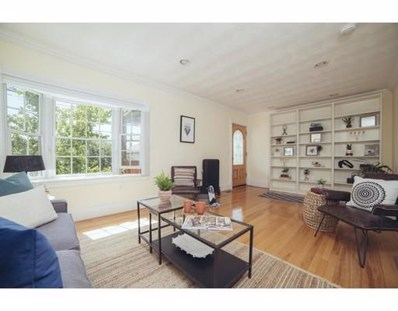 25 Fairfax Street UNIT 1, Somerville, MA 02144 - #: 72558945
