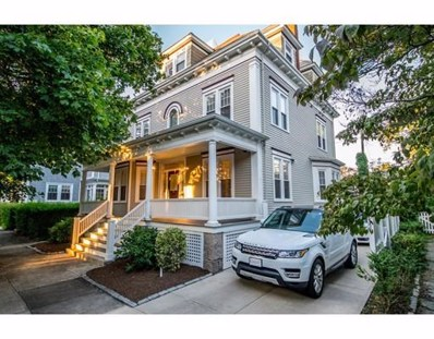 22 Arnold Pl, New Bedford, MA 02740 - MLS#: 72561714