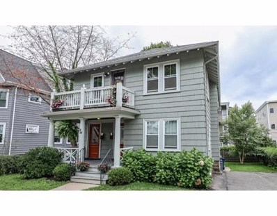 20 Aldrich Street UNIT 1, Boston, MA 02131 - MLS#: 72561940