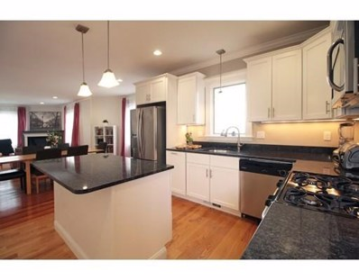 40 Newburg St UNIT 1, Boston, MA 02131 - MLS#: 72562417