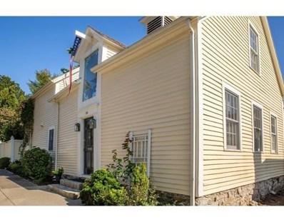 110 East Clinton Street, New Bedford, MA 02740 - MLS#: 72562644