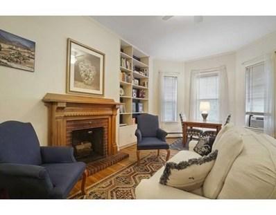 350 Marlborough St UNIT 3, Boston, MA 02115 - MLS#: 72562685