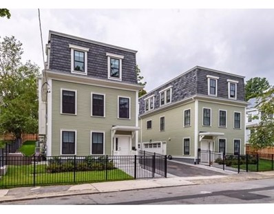 92A Cornell Street UNIT -, Boston, MA 02131 - MLS#: 72563647