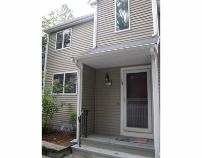 13 Fairfield Park UNIT 13, Mansfield, MA 02048 - #: 72565114