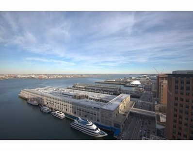 133 Seaport Boulevard UNIT 1919, Boston, MA 02210 - MLS#: 72565423