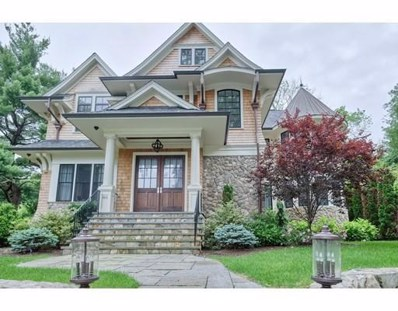 88 Hyde Ave, Newton, MA 02458 - MLS#: 72565818