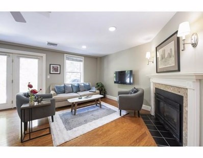 35 Chestnut Street UNIT 106, Boston, MA 02129 - MLS#: 72567602