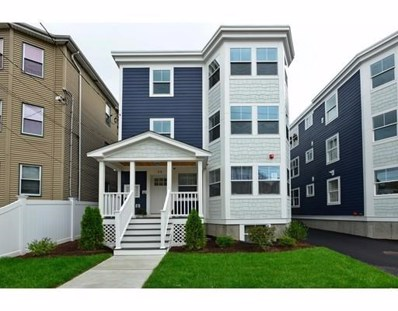13 Ruthven Street UNIT 3, Boston, MA 02121 - MLS#: 72567665