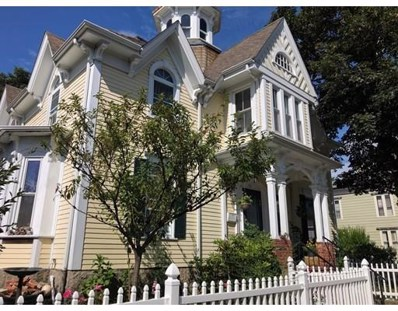 591 County St, New Bedford, MA 02740 - MLS#: 72569558