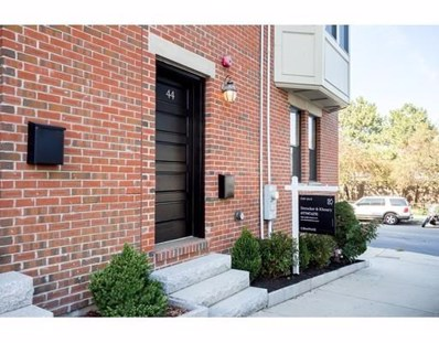 44 Sackville St UNIT 44, Boston, MA 02129 - MLS#: 72571091
