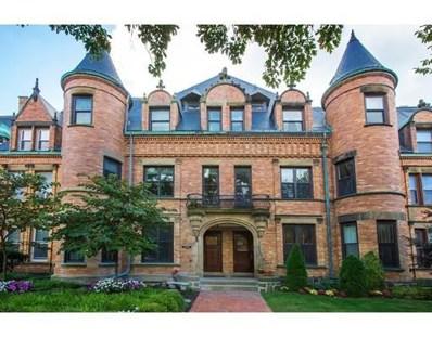 1755 Beacon St UNIT 1, Brookline, MA 02445 - MLS#: 72573395
