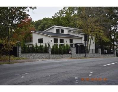 955 Hammond St, Brookline, MA 02467 - MLS#: 72573415