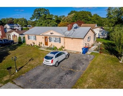 292 Upland St, New Bedford, MA 02745 - MLS#: 72575332