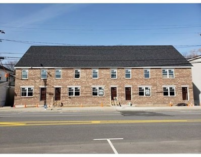 173 Main St UNIT 3, Maynard, MA 01754 - MLS#: 72576194