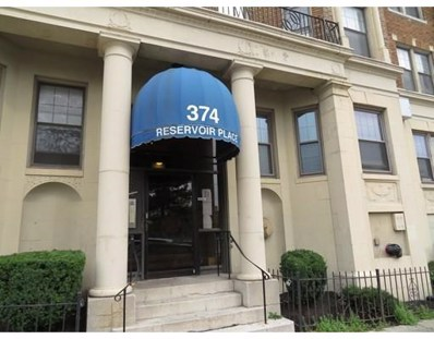 374 Chestnut Hill Ave UNIT 22, Boston, MA 02135 - MLS#: 72577285