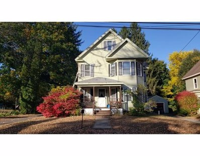 11 Walnut St, Ware, MA 01082 - MLS#: 72578310