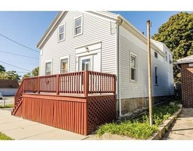 143 Mill St, New Bedford, MA 02740 - MLS#: 72579805
