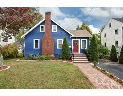 170 Winchester St, Newton, MA 02461 - MLS#: 72583256