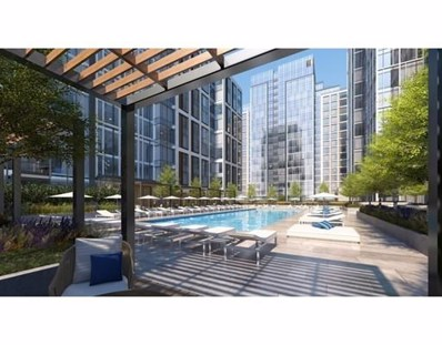 133 Seaport Boulevard UNIT 1701, Boston, MA 02210 - MLS#: 72584514