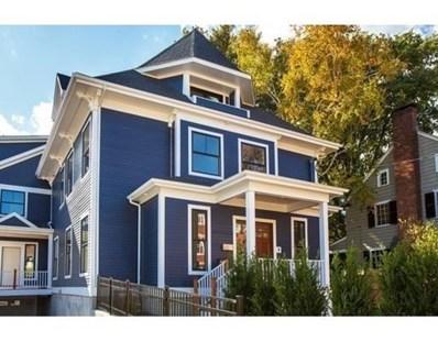 40 Gorham Avenue UNIT 40, Brookline, MA 02445 - MLS#: 72584905