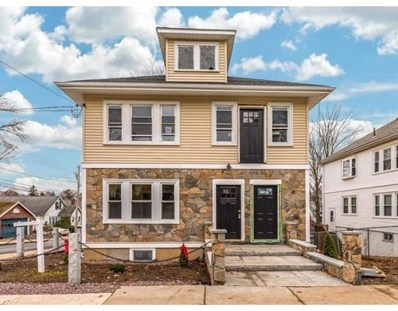 562 Lagrange Street UNIT 1, Boston, MA 02132 - MLS#: 72587210
