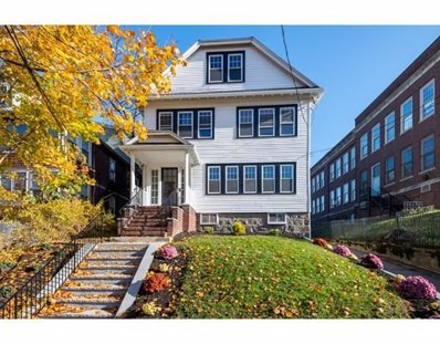 396 Beech St UNIT 1, Boston, MA 02131 - MLS#: 72589622